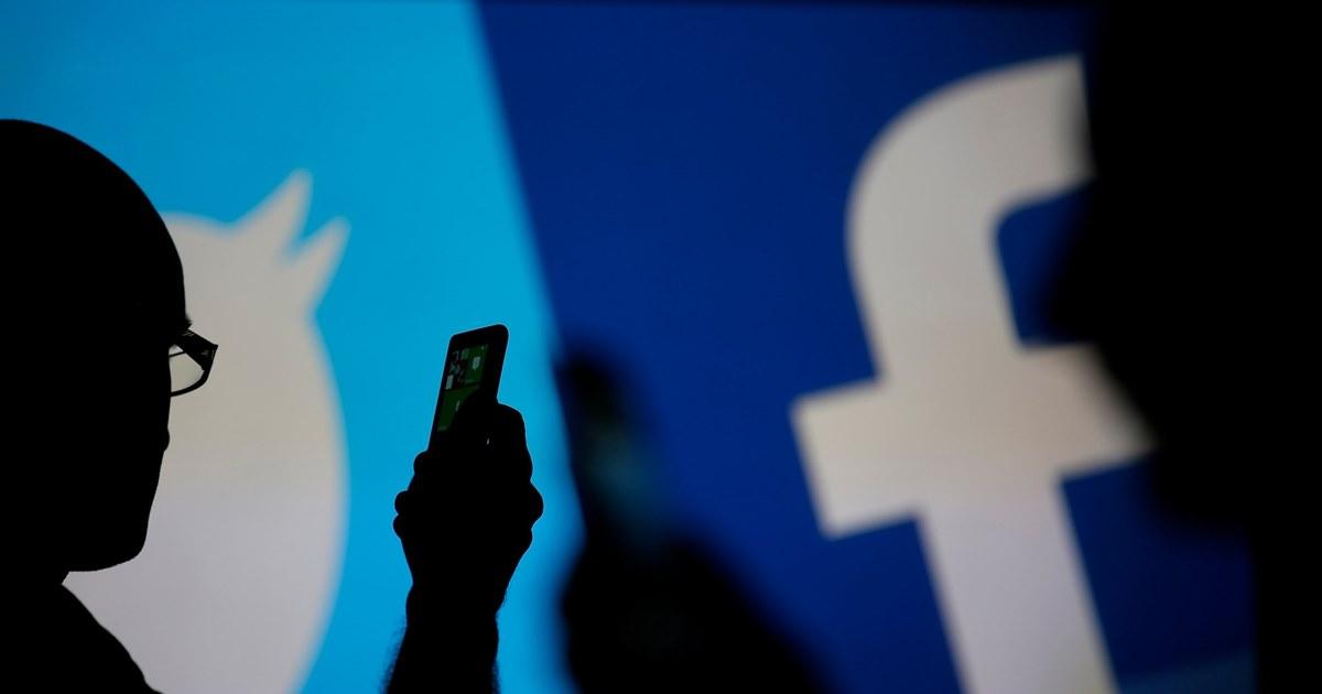 Роскомнадзор оштрафует Facebook и Twitter