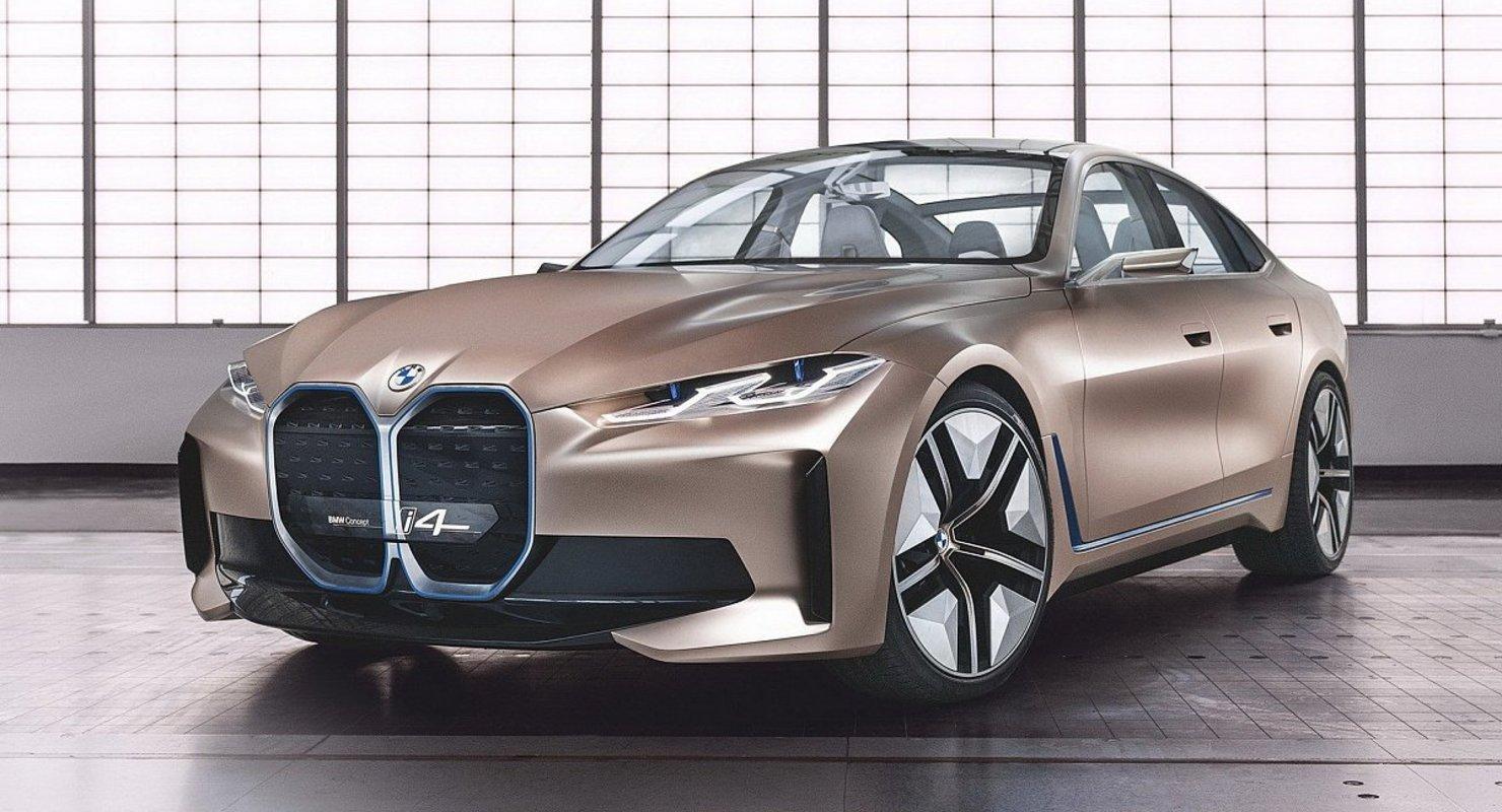 BMW готовится к конкуренции с Tesla. Для этого «баварцы» готовят новую 4-Series Автомобили