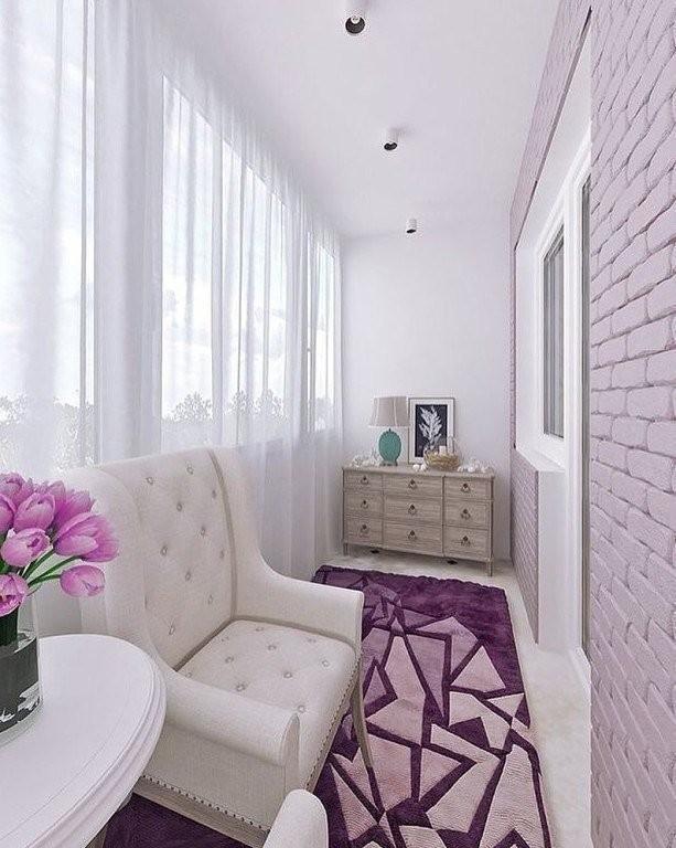 Уютный балкон. Хотели бы такой?