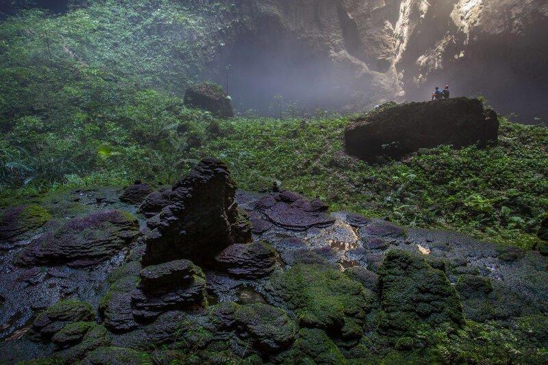 Необъятный Шондонг — самая большая пещера на Земле Вьетнам, пещеры, природа