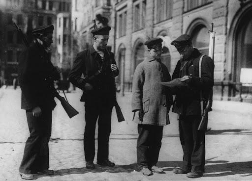 М.Горький: веселенькие революционные приключения история,СССР
