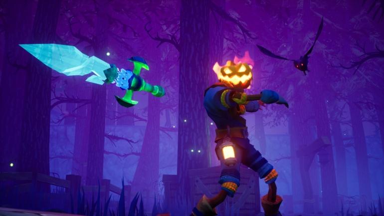 Pumpkin Jack – приключения темного Владыки Тыкв в духе Medievil