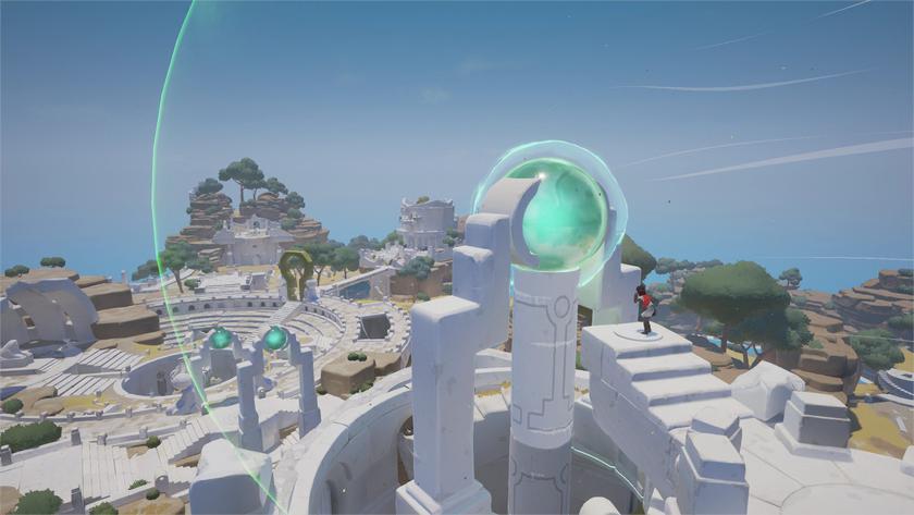 Сказочная головоломка Rime стала бесплатной в Epic Games Store на ПК epic games store,logic,rime,Игры,Логические