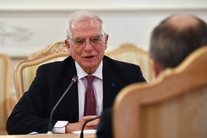 Евросоюз объявил Россию опасным соседом Мир