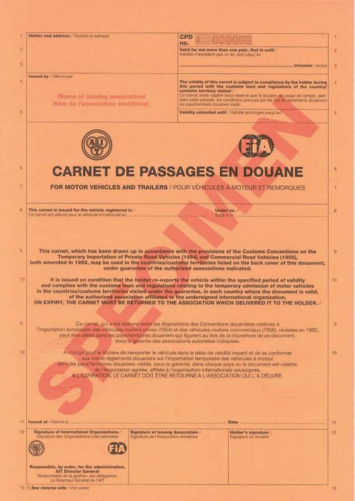Карнет, конвой и местные права: как далеко можно уехать на своем автомобиле авто,документы,международные права,ПДД,права,путешествия