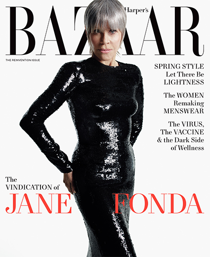 """""""Хотела бы мужчину помоложе"""": Джейн Фонда рассказала о своих сексуальных фантазиях Новости"""