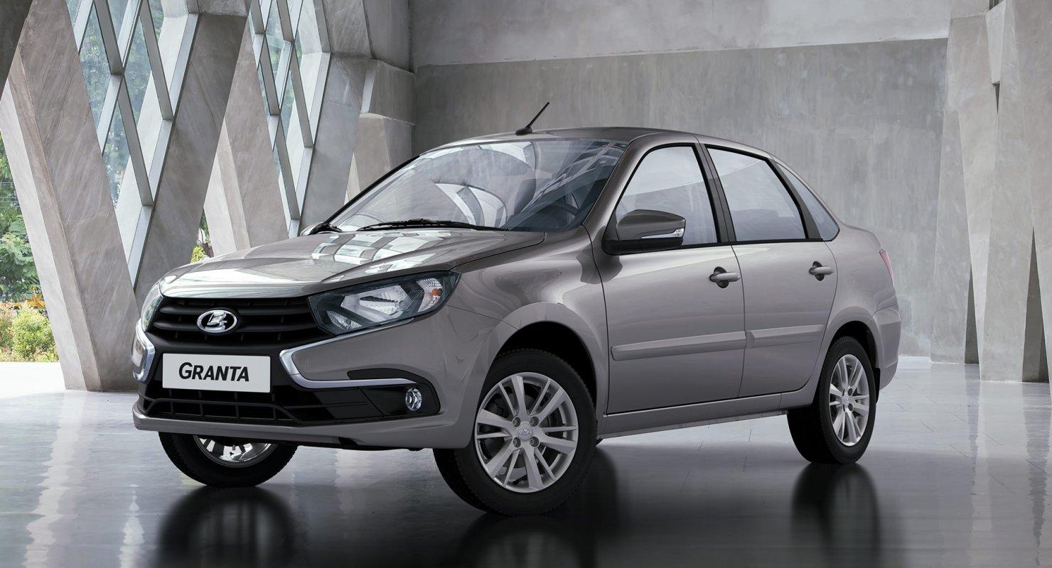 АВТОВАЗ в феврале увеличил продажи в России на 13% Автомобили
