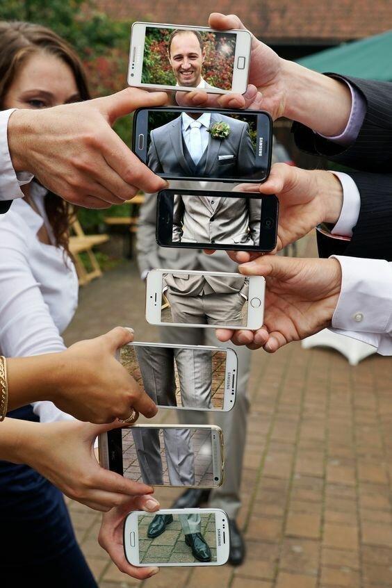 15 человек, которые творят чудеса со своими смартфонами фотография