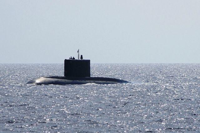 Подводные лодки РФ на учениях разыграли дуэль в Японском море