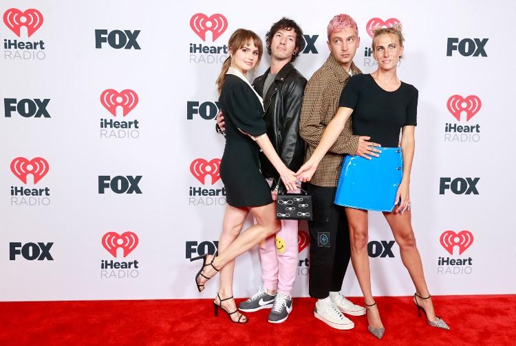 Меган Фокс, Ариана Гранде, Элтон Джон и другие на премии iHeartRadio Music Awards 2021 Звезды,Красная дорожка