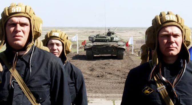 Россия-НАТО: Накануне новой Полтавской битвы