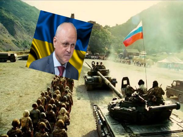 О необходимости войны с Россией заявили в администрации президента Украины