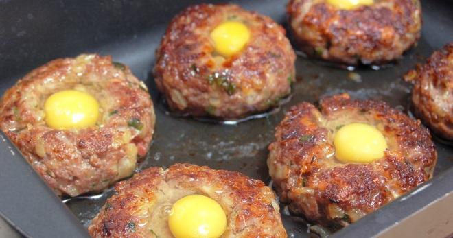 Блюда из фарша в духовке - лучшие рецепты на праздник и на каждый день