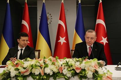Эрдоган высказался за членство Украины в НАТО