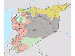 Ситуация в Сирии – есть основания надеяться, что Дейр-эз-Зор деблокируют до конца 2017 года