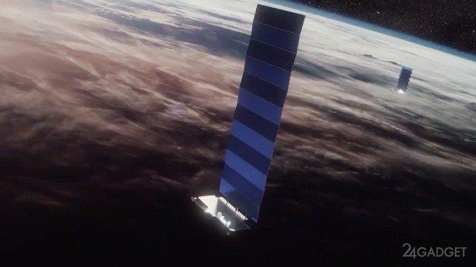 Интернет Starlink от SpaceX будет доступен в движении на самолетах, судах и грузовиках будущее,гаджеты,Интернет,мобильные телефоны,наука,Россия,смартфоны,социальные сети,телефоны,техника,технологии,электроника