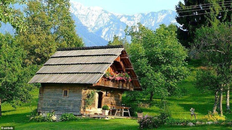 9. Романтичный домик в Австрии - 91 доллар за ночь Airbnb, аренда жилья, жилье, подборка, путешествия, разные страны, туризм, фото