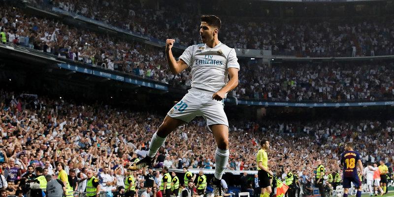 «Реал» на выезде одержал волевую победу над «Баварией»