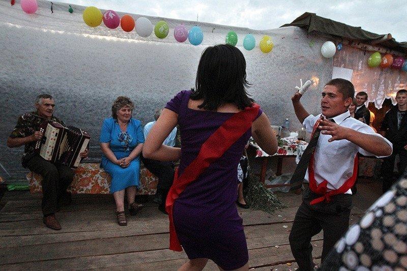 «Свадьба без гламура» и самобытная деревня Бобровка деревня, жизнь, серия, факт, фото