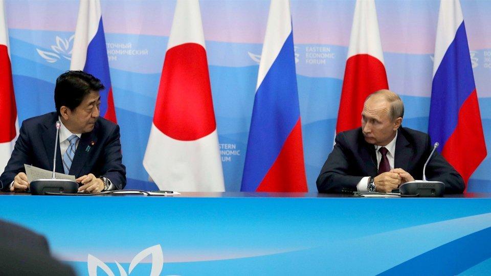 Вопрос принадлежности Курил: Россия ставит ребром решение «конфликта» с Японией новости,события,новости,политика