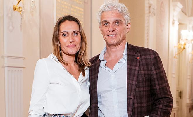 Олег Тиньков рассказал о поддержке жены во время борьбы с онкологическим заболеванием и поделился новыми фото Звезды,Новости о звездах