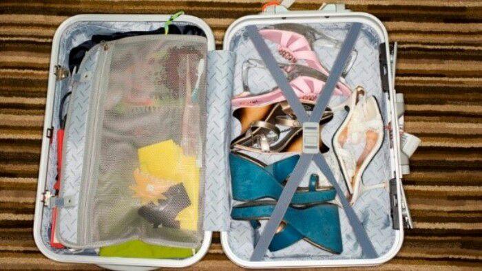 Содержимое чемодана остаётся загадкой до самого конца. /Фото: skladovka.ru