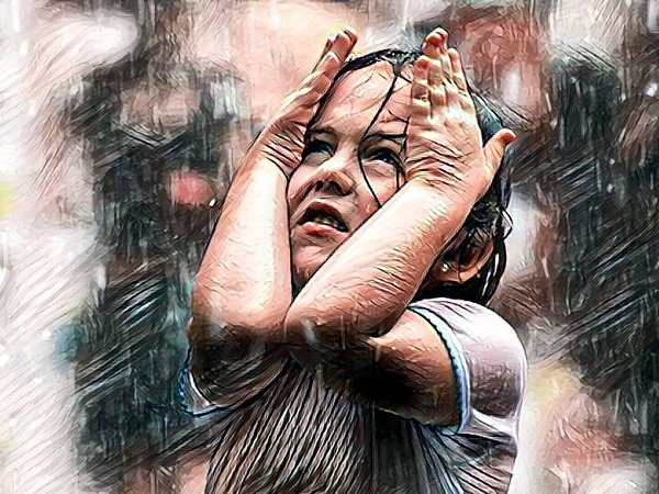 Девочка дождя. Удивительная история.