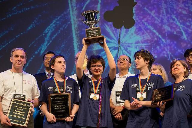 Российские студенты выиграли ЧМ по программированию