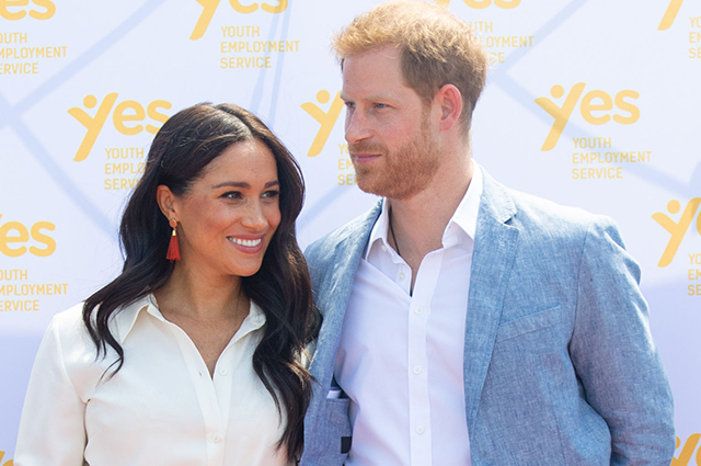 Инсайдер рассказал, как принц Гарри переживает разлуку с беременной женой Меган Маркл и сыном Арчи
