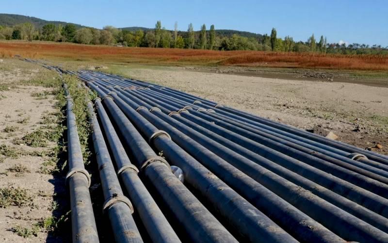 Переброска воды с Кубани в Крым обойдется дороже Крымского моста Новости
