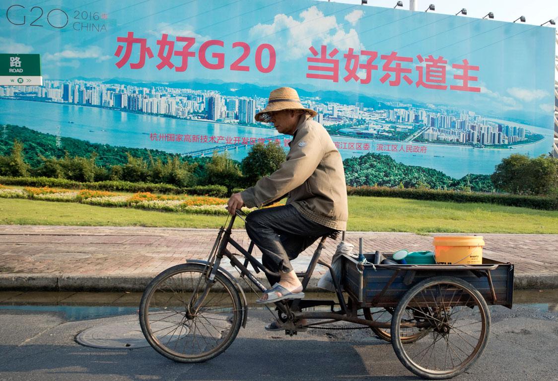 В поисках новых источников роста: в Ханчжоу открывается саммит G20