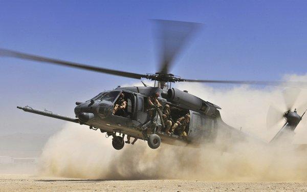 Чёрный день для спецназа США: на сирийской границе сбит вертолёт с группой ССО на борту