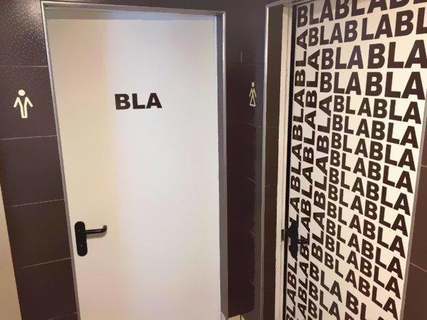 3. Сексистский вариант в мире, креатив, туалет, туалетный знак, юмор