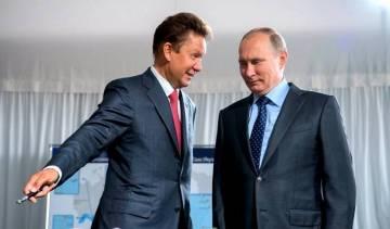 «Газпром» исполнил мечту Путина