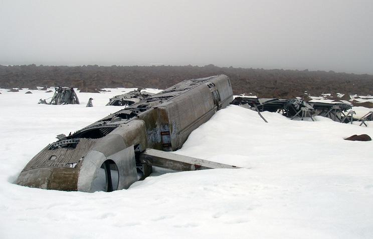 Самолет АНТ-6А стал частью музейного фонда национального парка