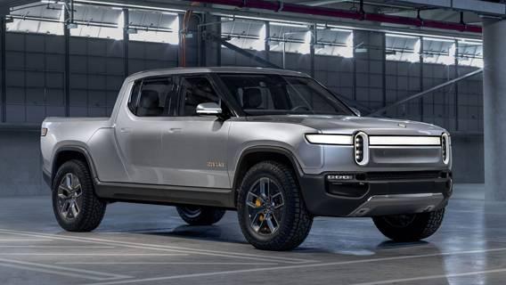 Стартап по производству электромобилей Rivian планирует построить завод под Бристолем