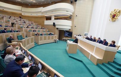 Совфед одобрил расширение базы ВМФ в сирийском Тартусе