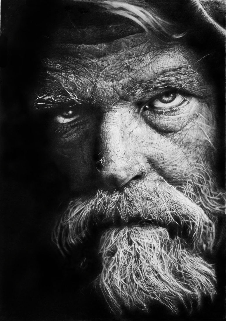 Фотореализм художника-самоучки Франко Клуна (Franco Clun)