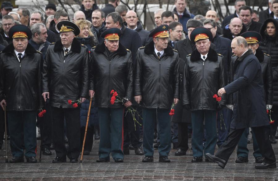 О серьёзном обострении тайной болезни Владимира Путина