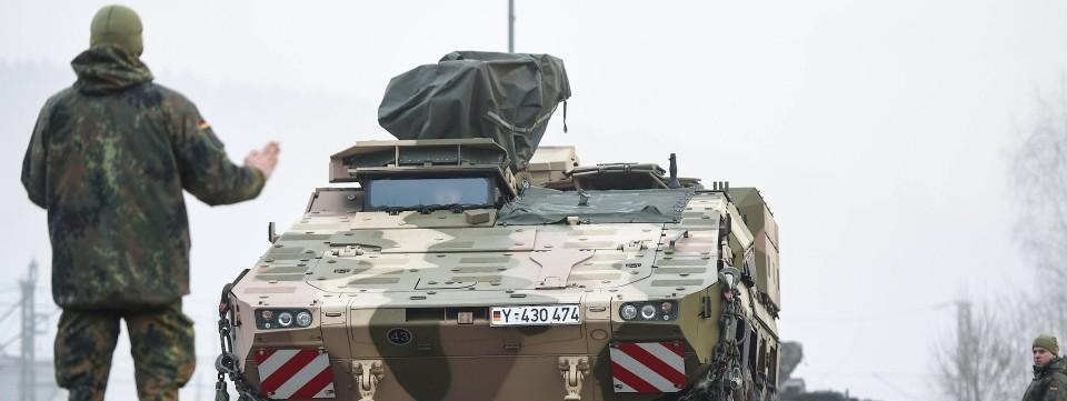 Обороноспособность НАТО: дра…