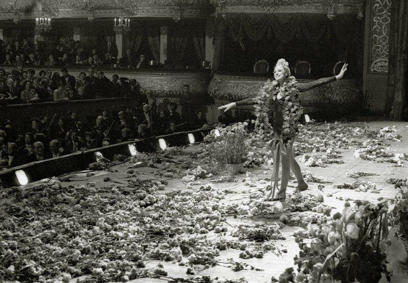 Триумф Майи Плисецкой, 1980 год. история, ретро, фото
