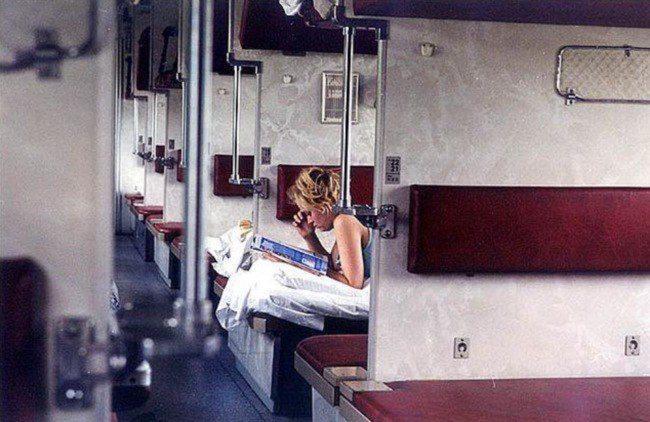 Садясь в поезд, парень и не подозревал, что запомнит эту поездку на всю жизнь