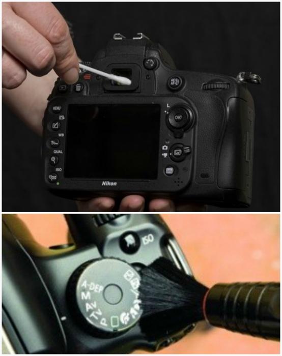 качество как почистить зеркало зеркального фотоаппарата благодаря виброплатформе