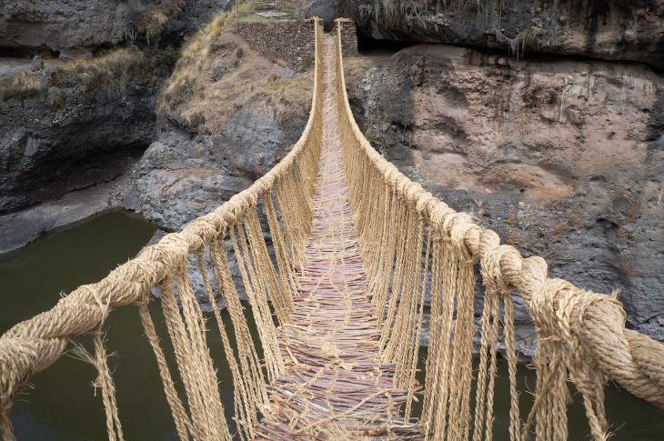 Самые интересные мосты мира