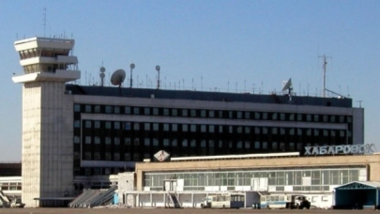 Работа аэропорта в Хабаровске нарушена из-за большой очереди Общество
