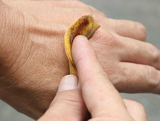 17 необычных способов использования кожуры банана, которые вас удивят.