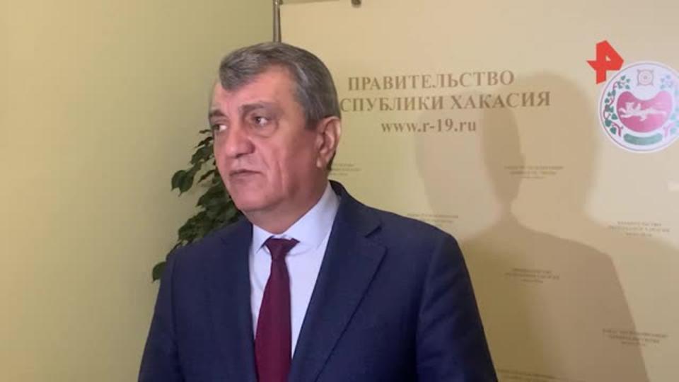 Меняйло заявил, что ситуация с COVID в Хакасии стабилизировалась