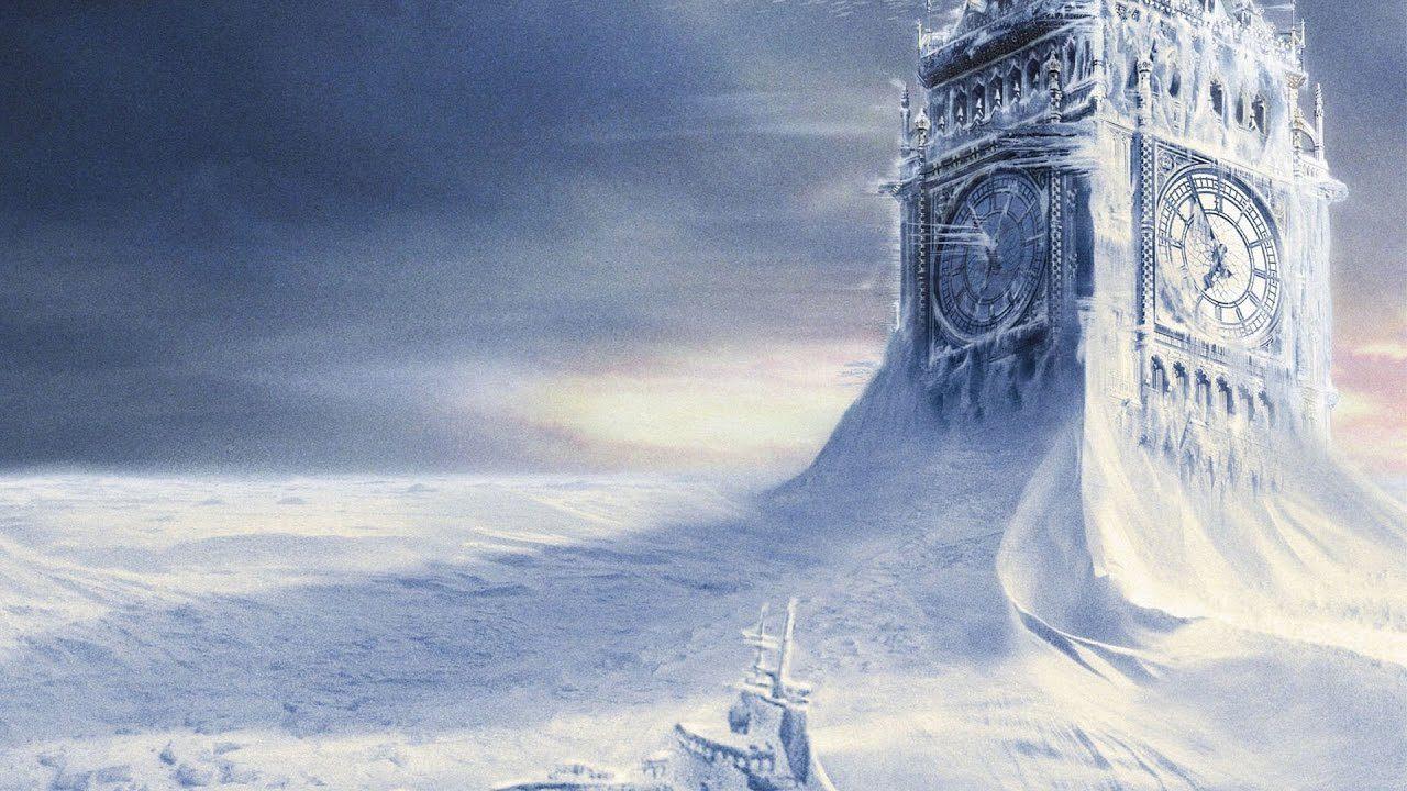 Тысяча восемьсот замёрзший : самый холодный год в истории человечества