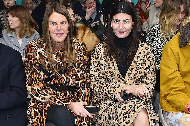 Показ Gucci на Неделе моды в…