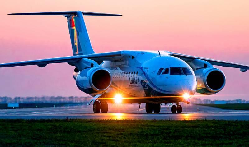Ан-148: крылатая жертва «майдана»